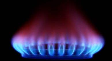 Unidentified gas in the UK