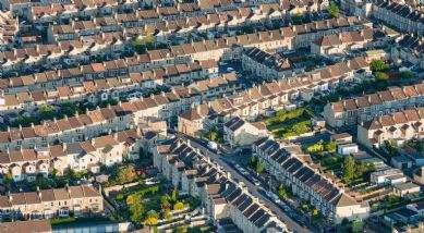 Value of UK housing stock hits record high