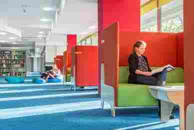 What can workplaces learn from educational spaces (and vice versa)?
